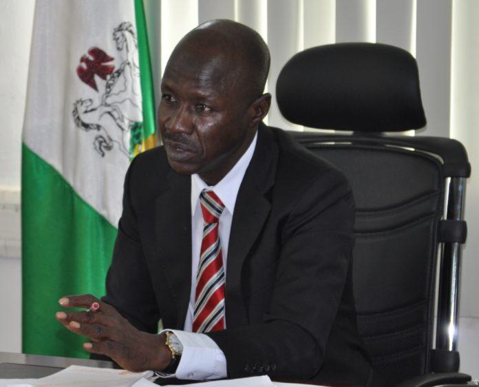 Ibrahim Magu of EFCC