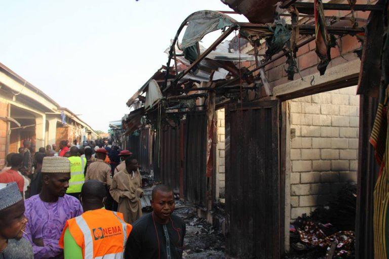 Kano PDP Gubernatorial Candidate House Set Ablaze