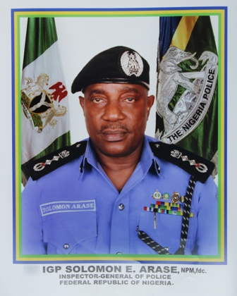 Police Boss Urges Officers to be Responsive