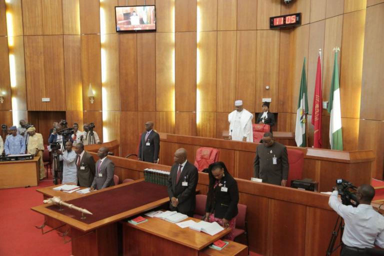 Senate removed Ndume, rejects Akinwande
