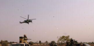 Airforce Helicopter NAF