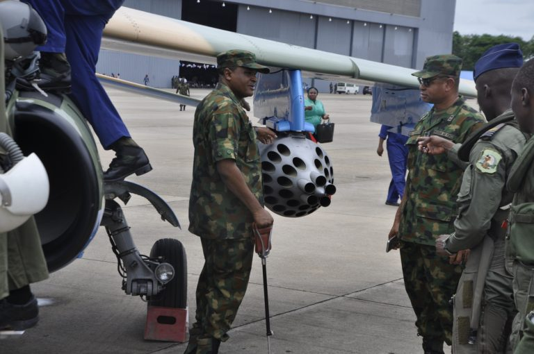 NAF, Universities Collaborate to Combating Insecurity