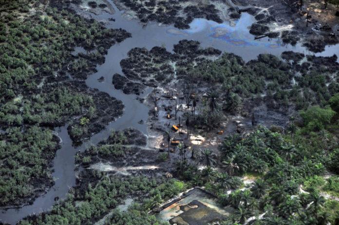 oil Spill NNPC