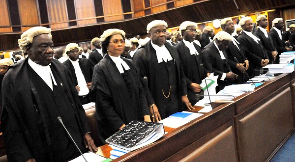 How Sudden Illness of Supreme Court Justice, Suspends Fate of Ganduje, Tambuwal, 4 Other Governors