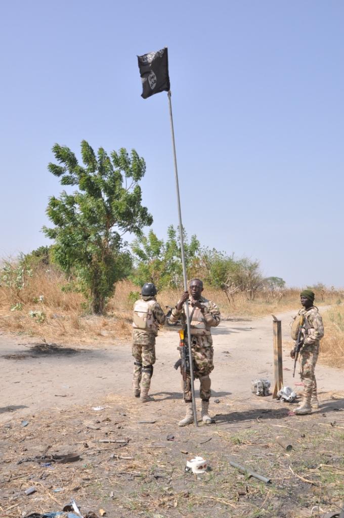 """Troops Commence """"Operation KARYA GWUIWA"""""""