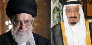Iran Saudi Leaders