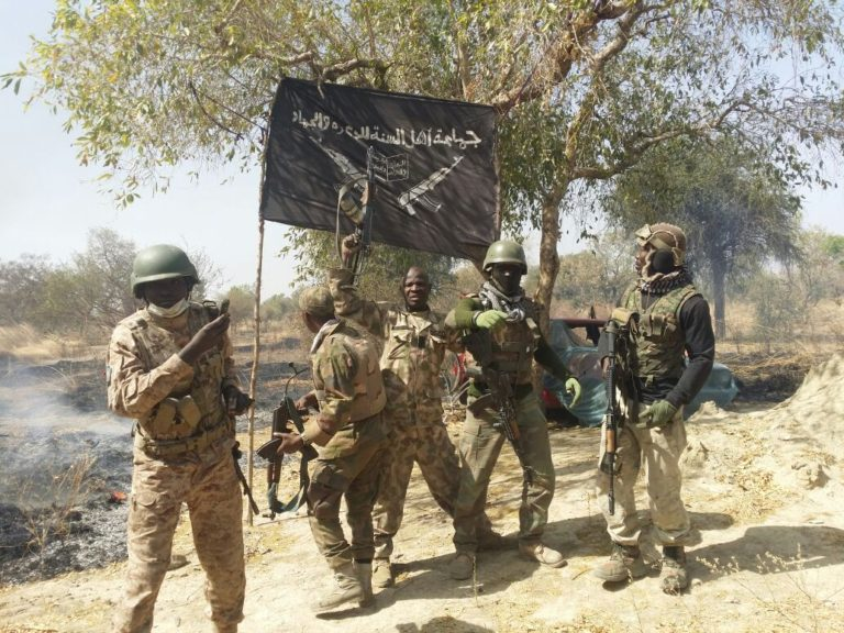Nigerian Troops Tackle Terrorists and Bandits Nationwide