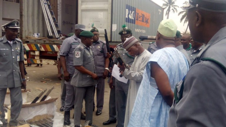 Security Agencies Nab 1,865 Suspects for Border Crimes