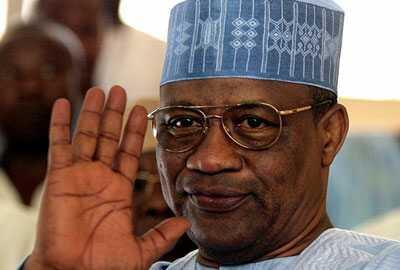 IBB Ibrahim Babangida
