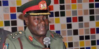 Major General Rabe-Abubakar