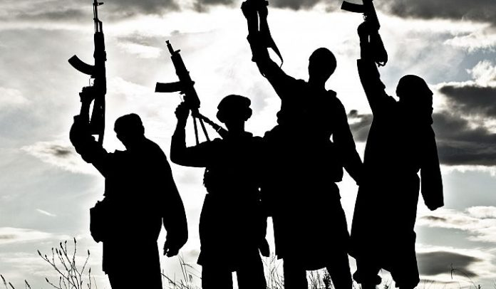 Bandits in violence terrorism