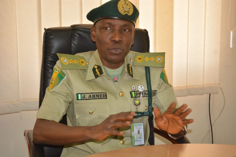 Chief Judge Frees 12 Prison Inmates in Kano
