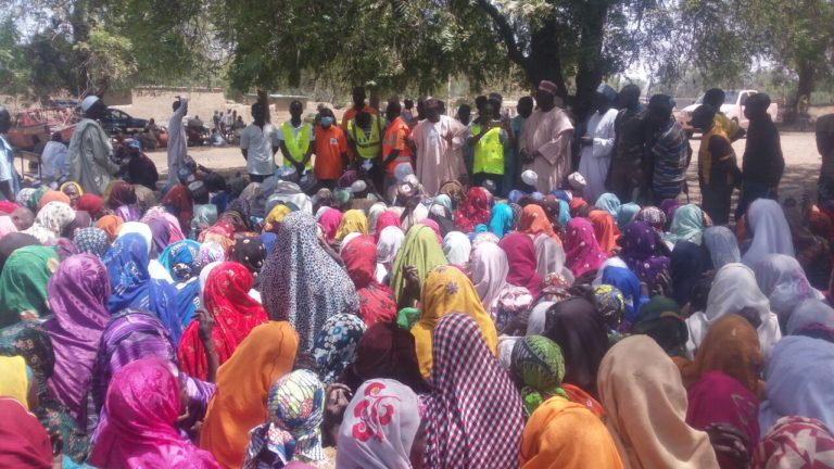 Borno Bans Visitations to IDPs