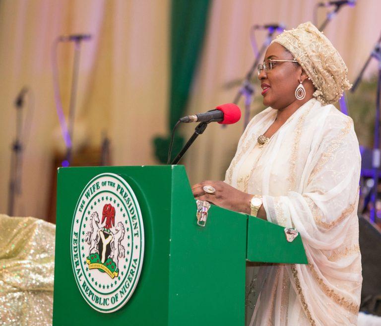 University Honors Aisha Buhari with Doctorate Degree
