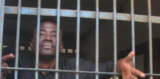 YAShuaib in Computer Centre of Kirikiri Prison