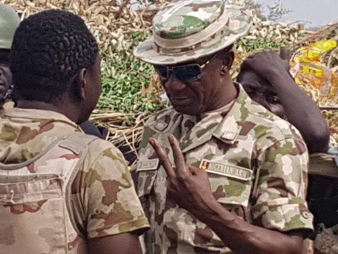 Brigadier General Victor Ezugwu