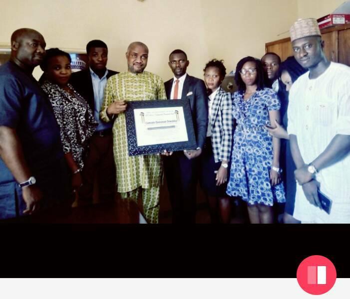 HURIWA's Bags African Students Award