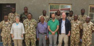 UN Civil Military Cordinators