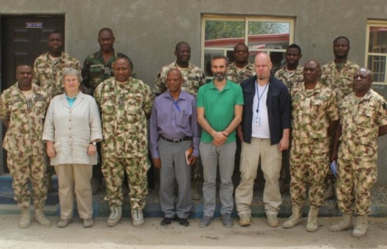 UN Civil-Military Coordinators Call for Synergy