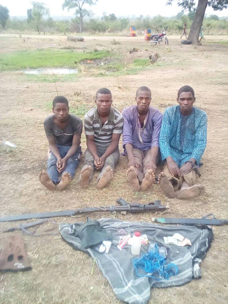 Troops Arrest Boko Haram Member, Kidnappers in Yobe