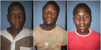 Mokwa Boko Haram Suspects