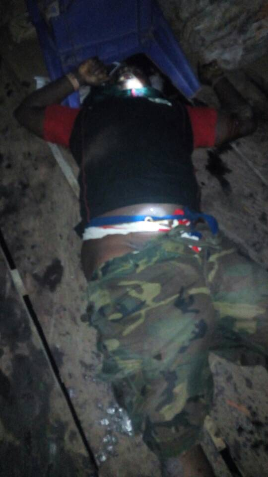 Troops Kill Notorious Militant Leader Ossy Ibori, Others in Ondo