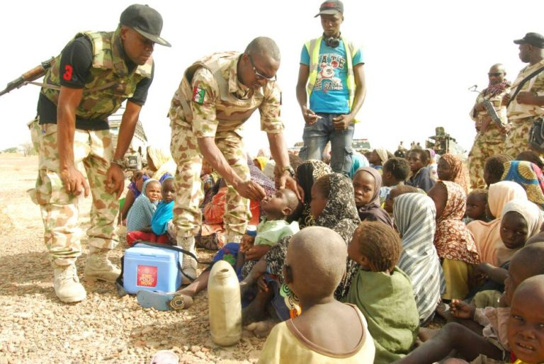Nigerian Troops Rescue 149 Hostages, Capture Terrorists in Sustained Operations
