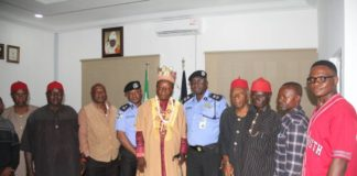 Bauchi Commissioner of Police and Igbo Leaders