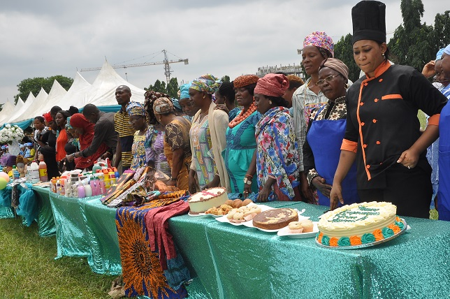 Use vocational skills to generate personal income and employ others – Aisha Buhari tells women