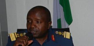 AVM Mohammed Idris