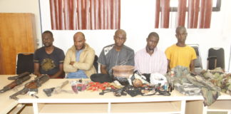 Kidnappers of Kogi Governor Mother