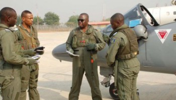 NAF Maintains Aircrafts Locally in Partnership with Technical Experts