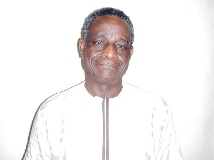 Prof Anthony Elujoba, Ex VC OAU