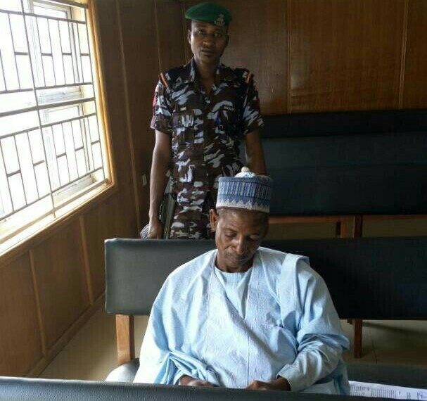 Whistleblower Nabbed over Ex-VP Sambo… Faces 10 Years Prison Term