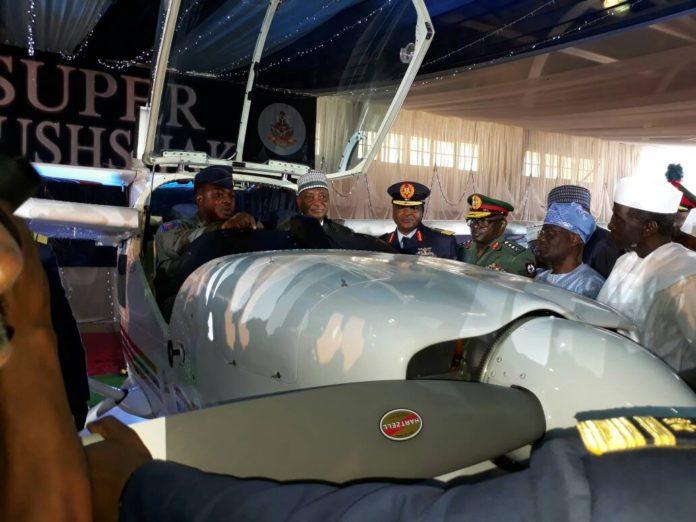 NAF Mushshak Aircrafts