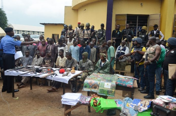 Niger Kidnappers