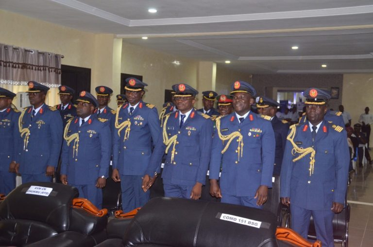 NAF Graduates 30 Young Officers in Kaduna