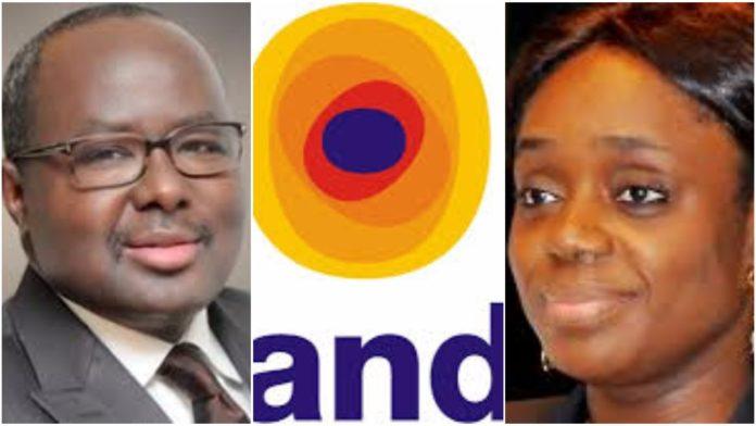 Gwarzo of SEC, oando, Kemi Adeosun