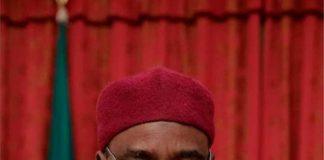 DG NIA Ahmed Abubakar