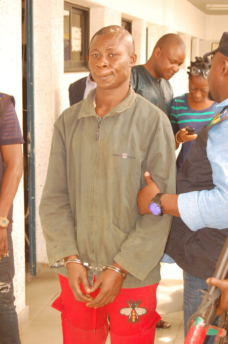 New Year Massacre: Police Parade Member of Don Wanny Gang