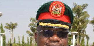 Brigadier General John Agim DDI