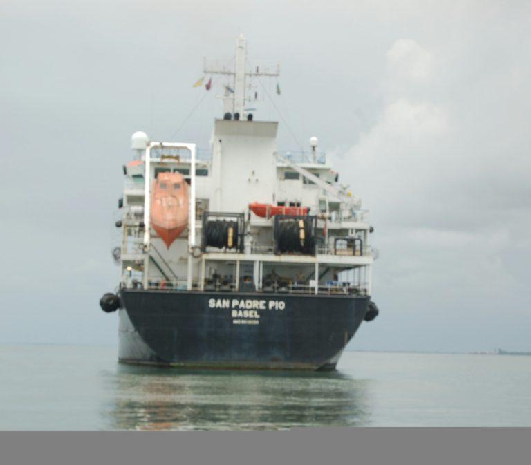 EFCC Investigates Foreign Vessel, 16 Oil Thieves
