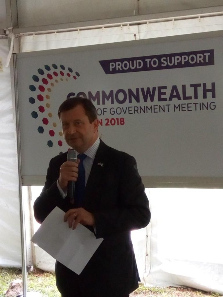 British High Commissioner Lauds Nigerian Youths Over NotTooYoungToRun Bill