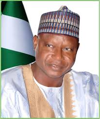 Environment Minister Ibrahim Jibril