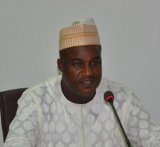 ICPC Chair Dr Musa Usman Abubakar