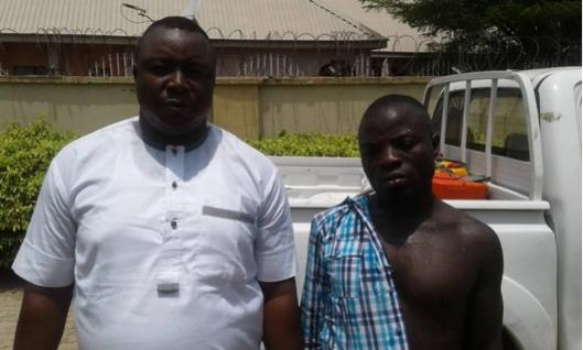 Finally, DSS Nabs Notorious Gunrunner Jonah Abbey, others
