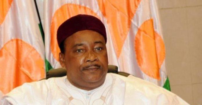 Mahamadou Issoufou President Niger Republic
