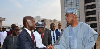 Saraki of Senate and Magu of EFCC