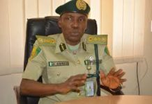 CGP Ja'afaru Ahmed