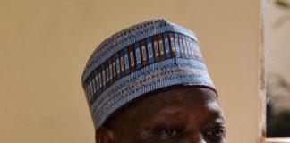 Senator Joshua Dariye weeps in court